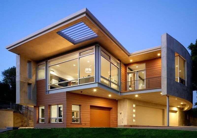 Casa pré-fabricada - Vantagens das casas pré-fabricadas