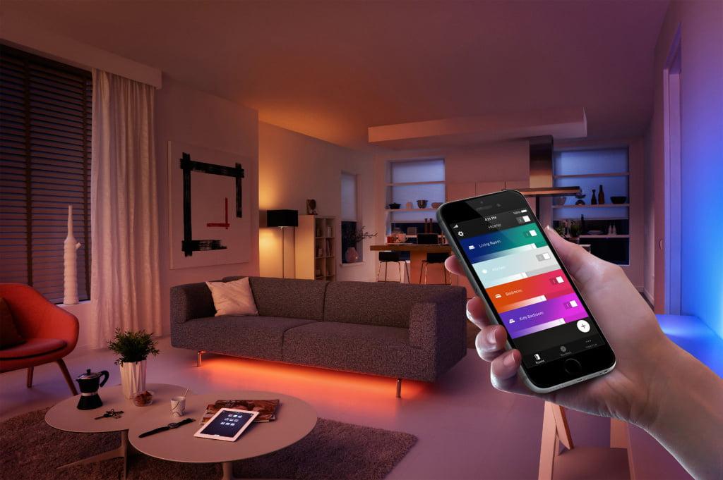 Philips lança sistema de iluminação doméstica inteligente no Brasil