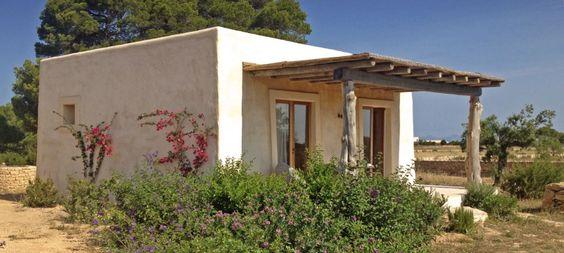 casas pré-fabricadas em isopor - rústica