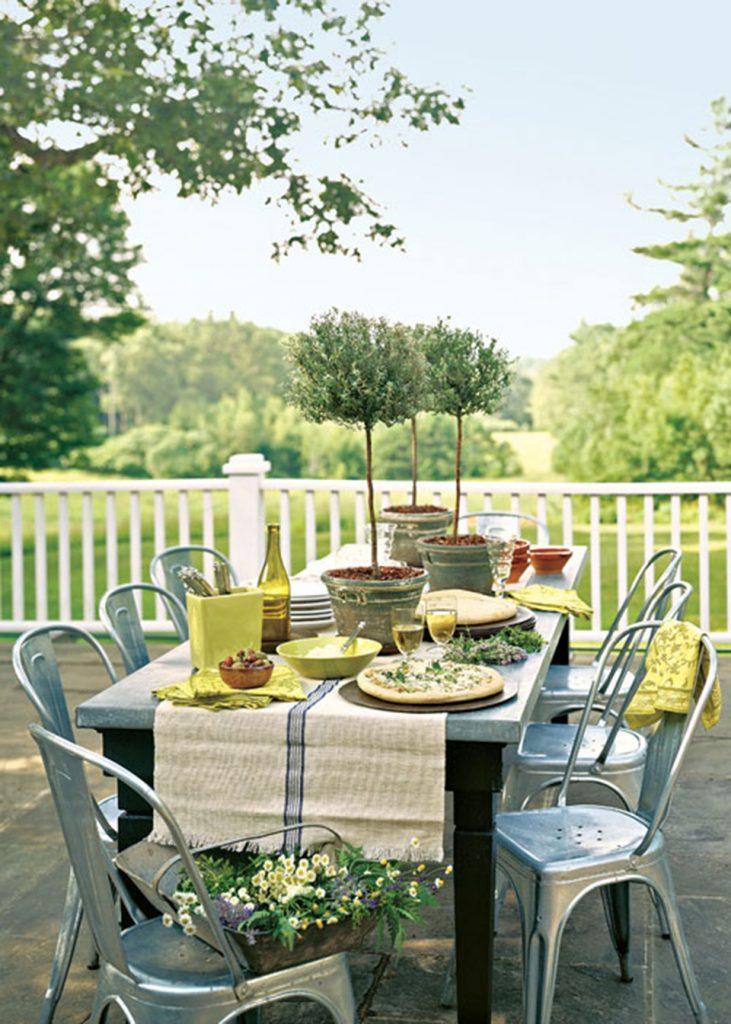 Móveis para jardim: Mesas