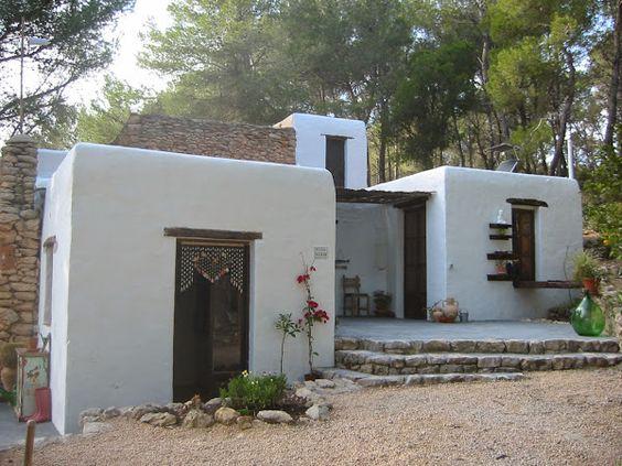 casas pré-fabricadas em isopor e pedras