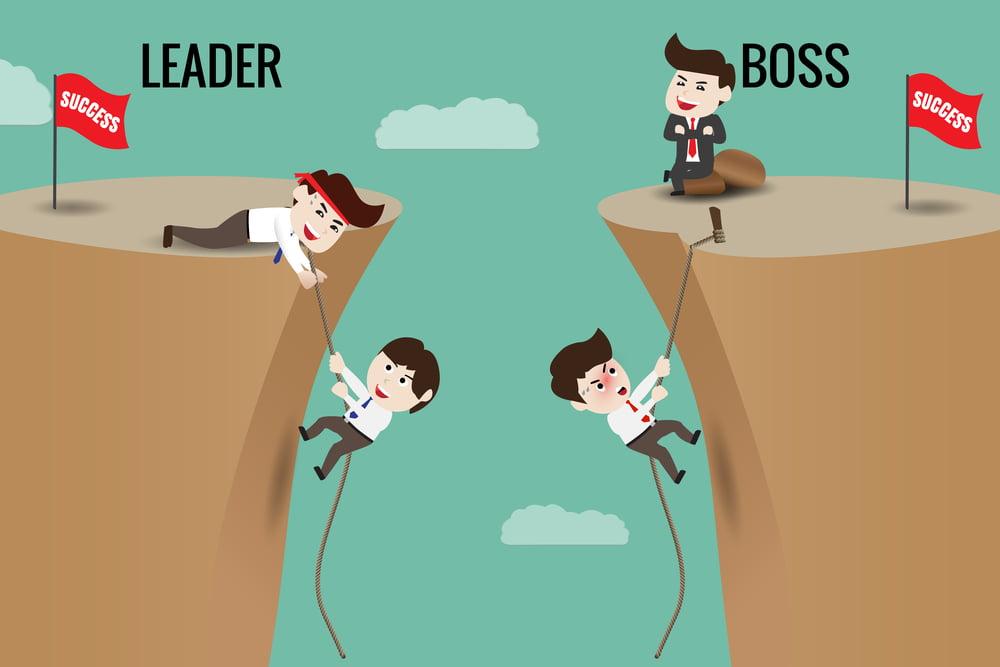 Saiba se você é líder ou chefe