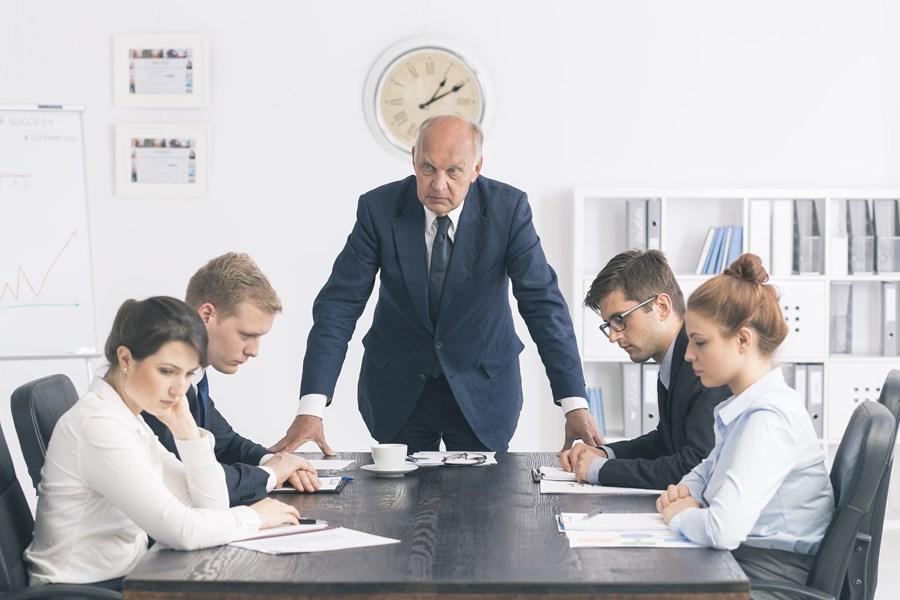 Líder ou chefe: Quais as características de um chefe?