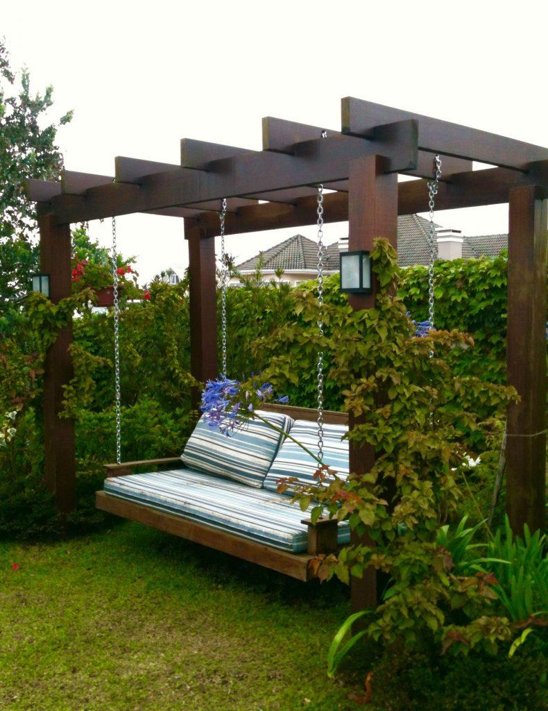 Móveis para jardim: Balanços