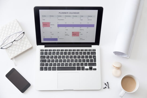 Cronograma de atividades para obras