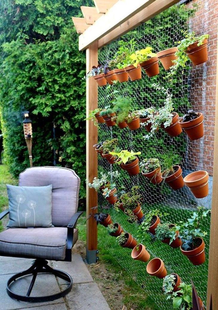 Jardim Vertical - Como fazer um jardim vertical
