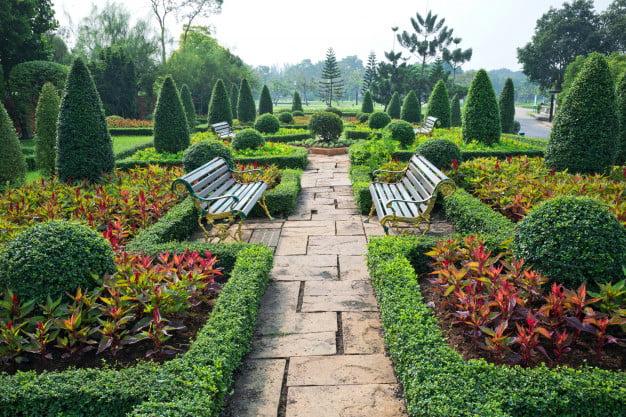 Como o projeto de paisagismo é importante para a harmonia do jardim