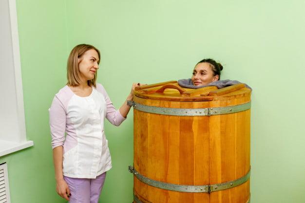 Quais os principais tipos de sauna a vapor?