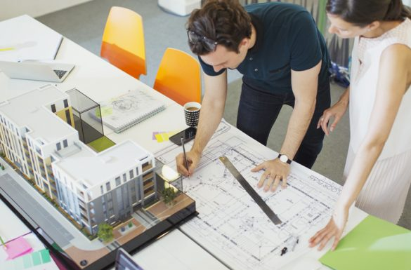 É possível construir qualquer estilo arquitetônico com sistema steel frame