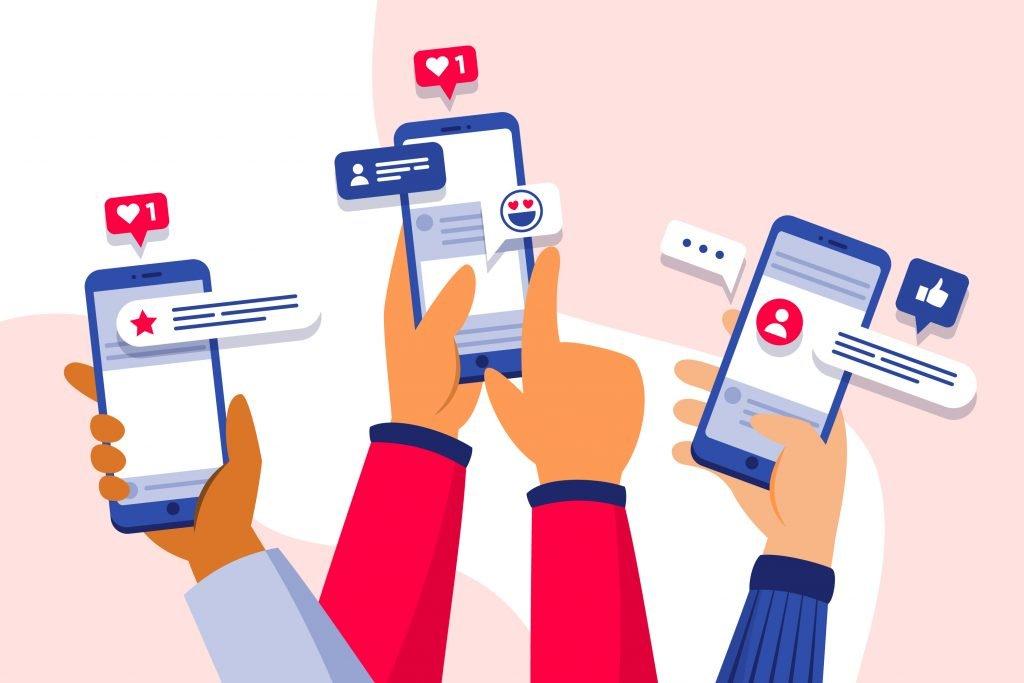7 Dicas para aumentar o engajamento das redes sociais de escritórios