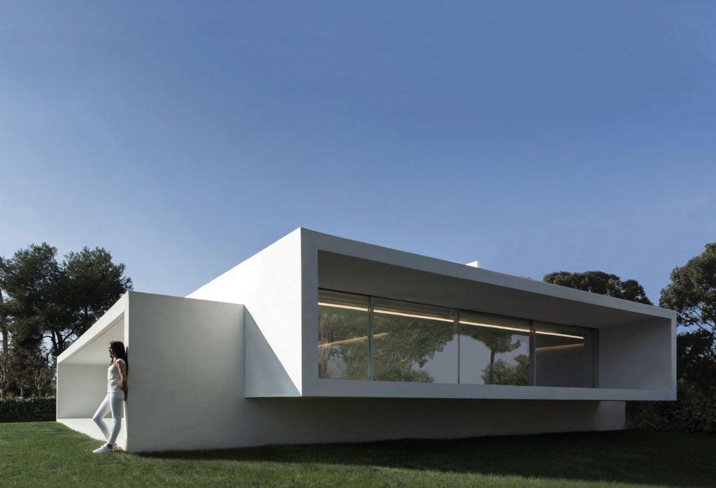 Estilos arquitetônico minimalista