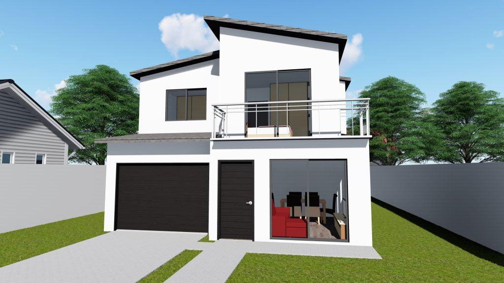 Modelos de telhados para casa