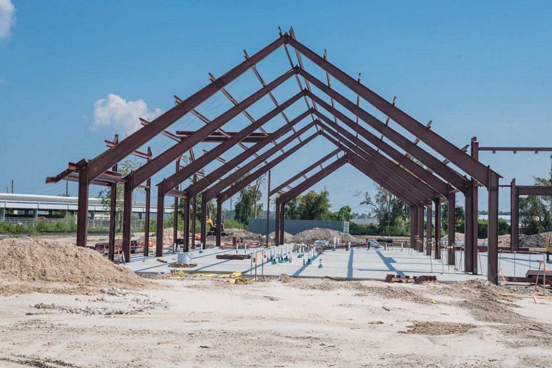 O que é o Steel Frame para construção