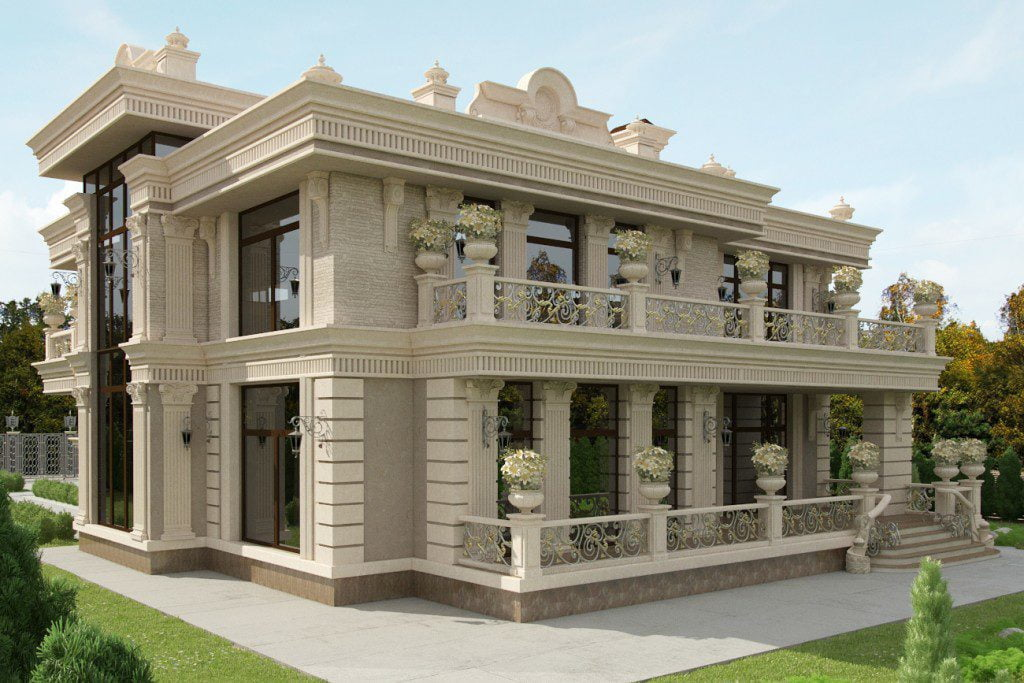 Estilos arquitetônico clássico