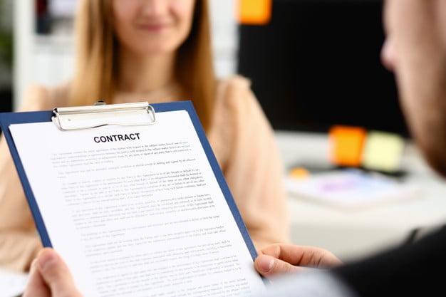 Por que é importante usar esse tipo de contrato de prestação de serviço