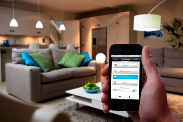 Automação residencial: iluminação