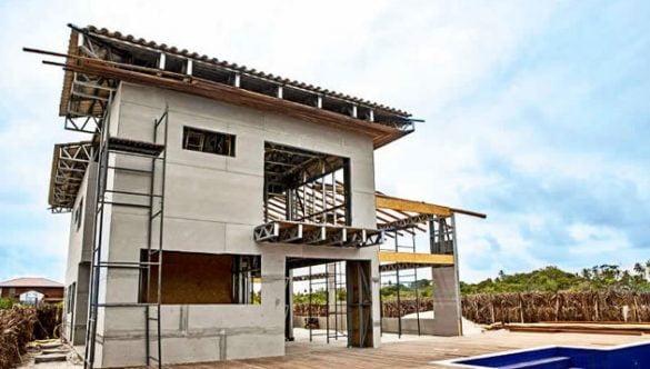 Construção rápida: descubra porque o Steel Frame é mais rápido que outros modelos de construção