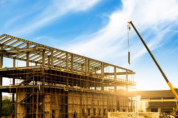 sistema Steel Frame para construção de casas