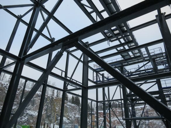 Descubra os 5 fatores que a tornam a construção Steel Frame sustentável