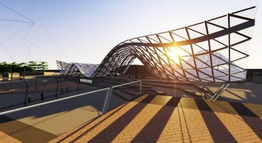 Não há um consenso sobre onde e como surgiu a arquitetura paramétrica.
