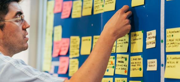 Design Thinking: o que é e como posso usar no meu escritório?