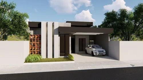 Modelos e dicas de plantas de casas terreno 10x20