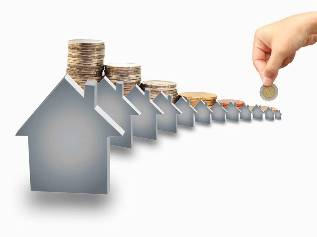 amortização de financiamento
